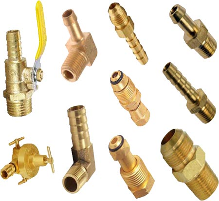 Brass Compression Fittings | Adarsh Metals