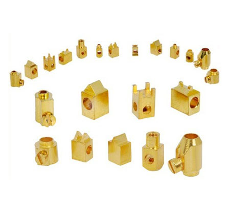 Brass Modular Switch Parts | Adarsh Metals