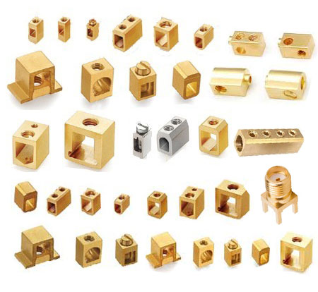 Brass PCB Connector & Terminal Bars | Adarsh Metals
